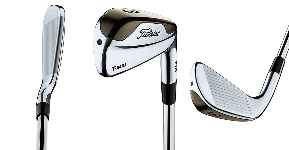 Profile: Titleist T-MB irons