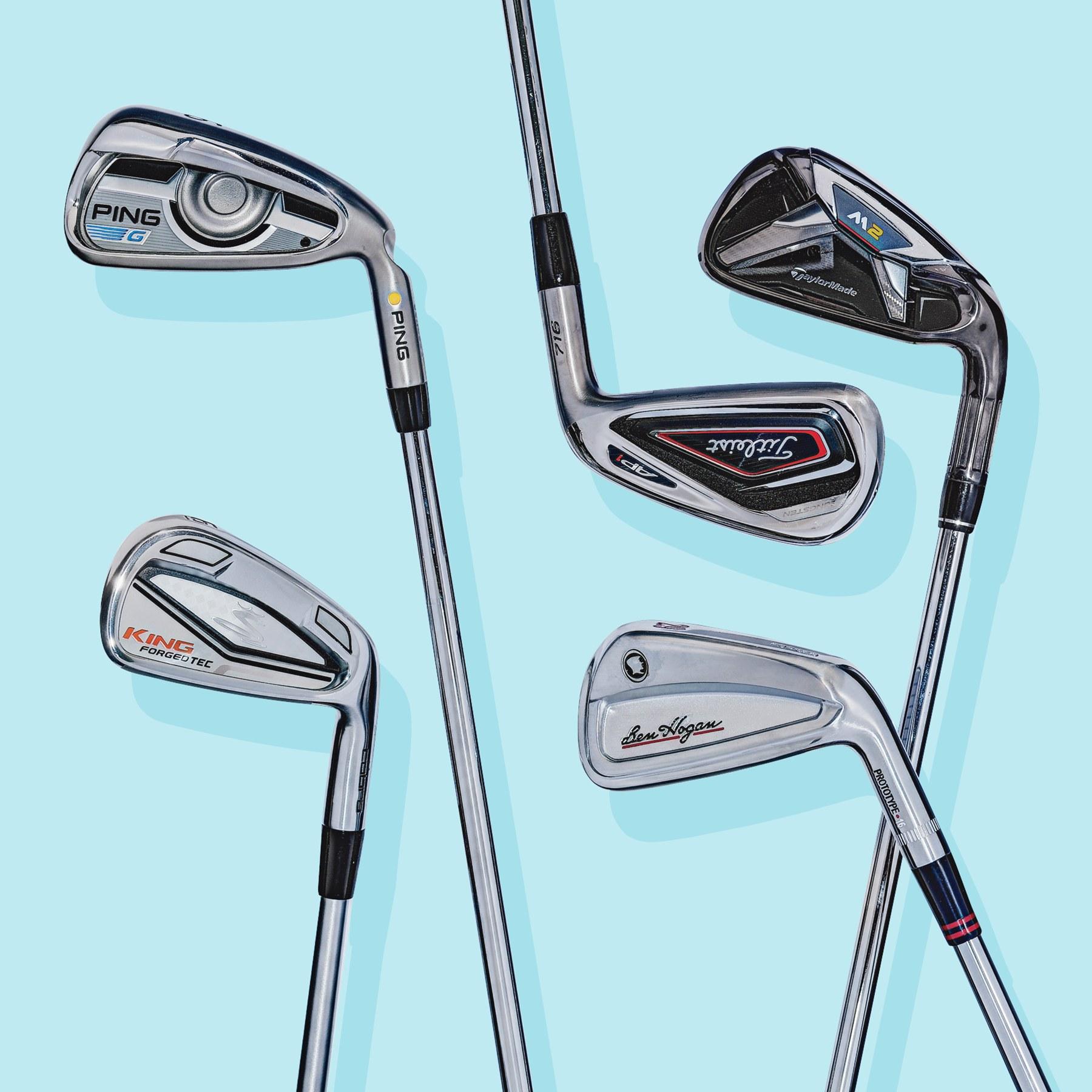 golf digest top irons 2016