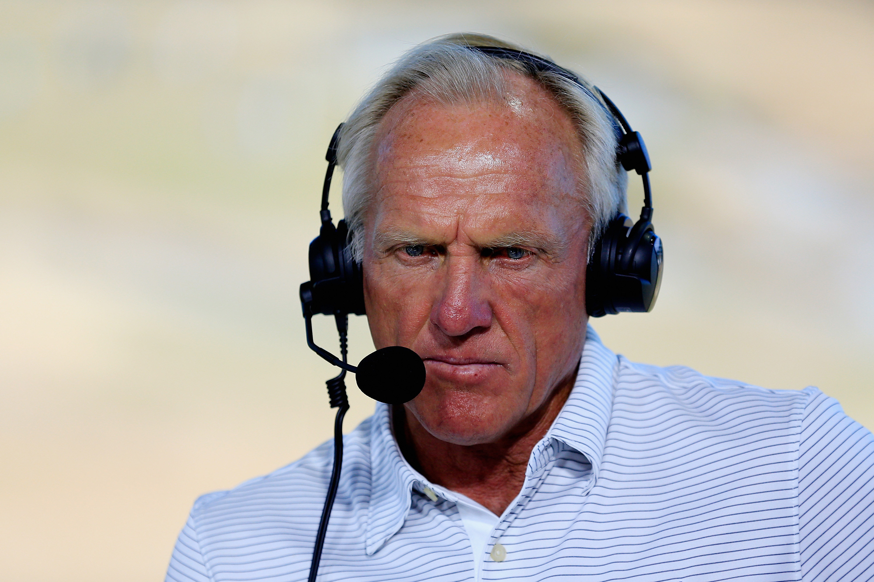 Greg Norman talks about his future after dismissal at Fox Sports | Golf Digest