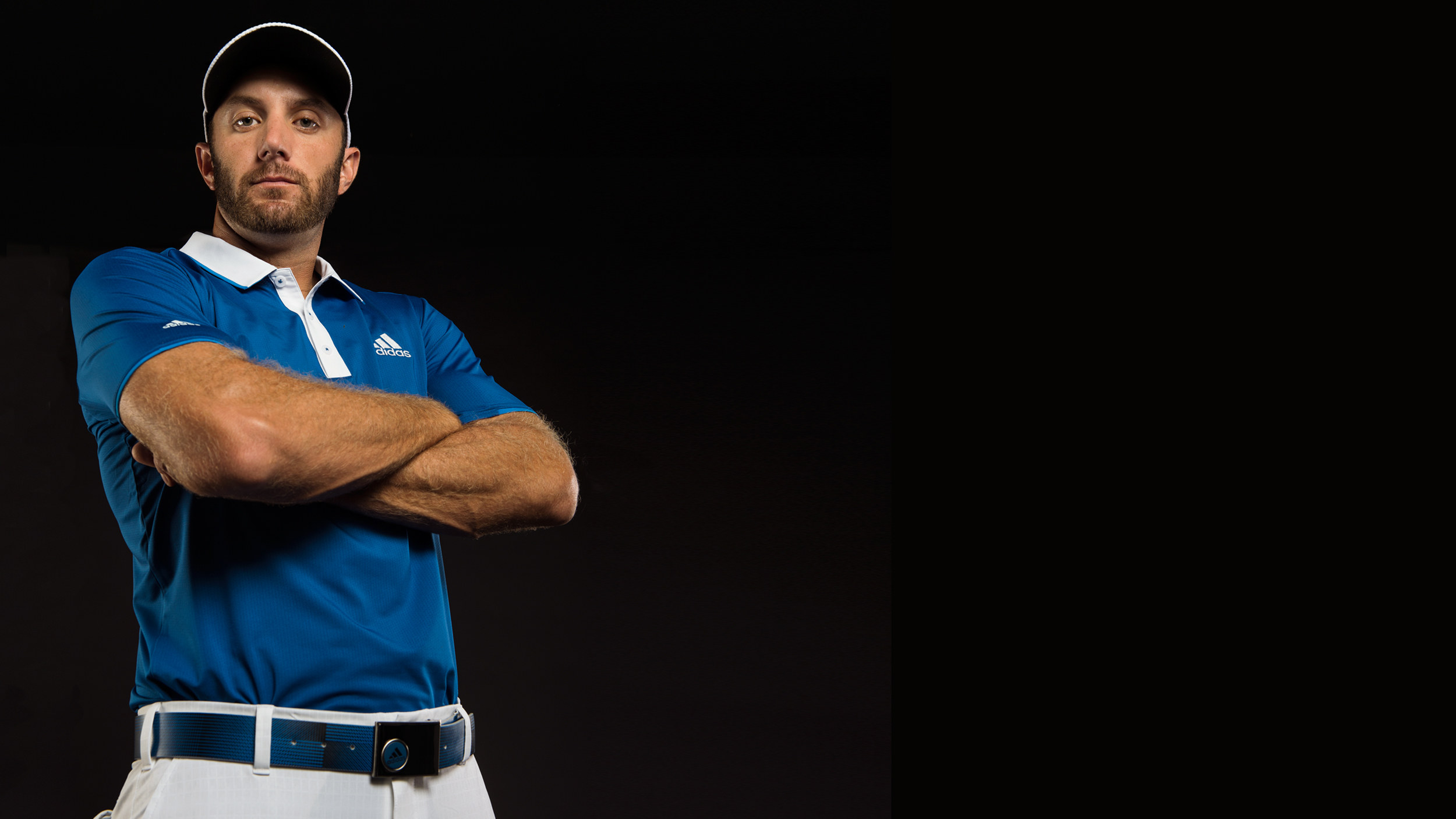 Dustin Johnson: How To Bully The Course | Golf Digest